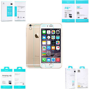 Genuine-Nillkin-9H-Tempered-Glass-HD-Screen-Protector-Film-For-Apple-iPhone-5678