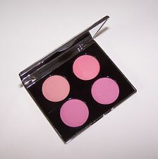 Tarina Tarantino Dollskin Cheek Palette - pressed blush quad pink coral - BNIB