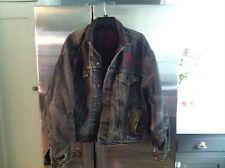 """THE THE Matt Johnson - rare vintage original """"Vs. The World Tour Jacket"""""""