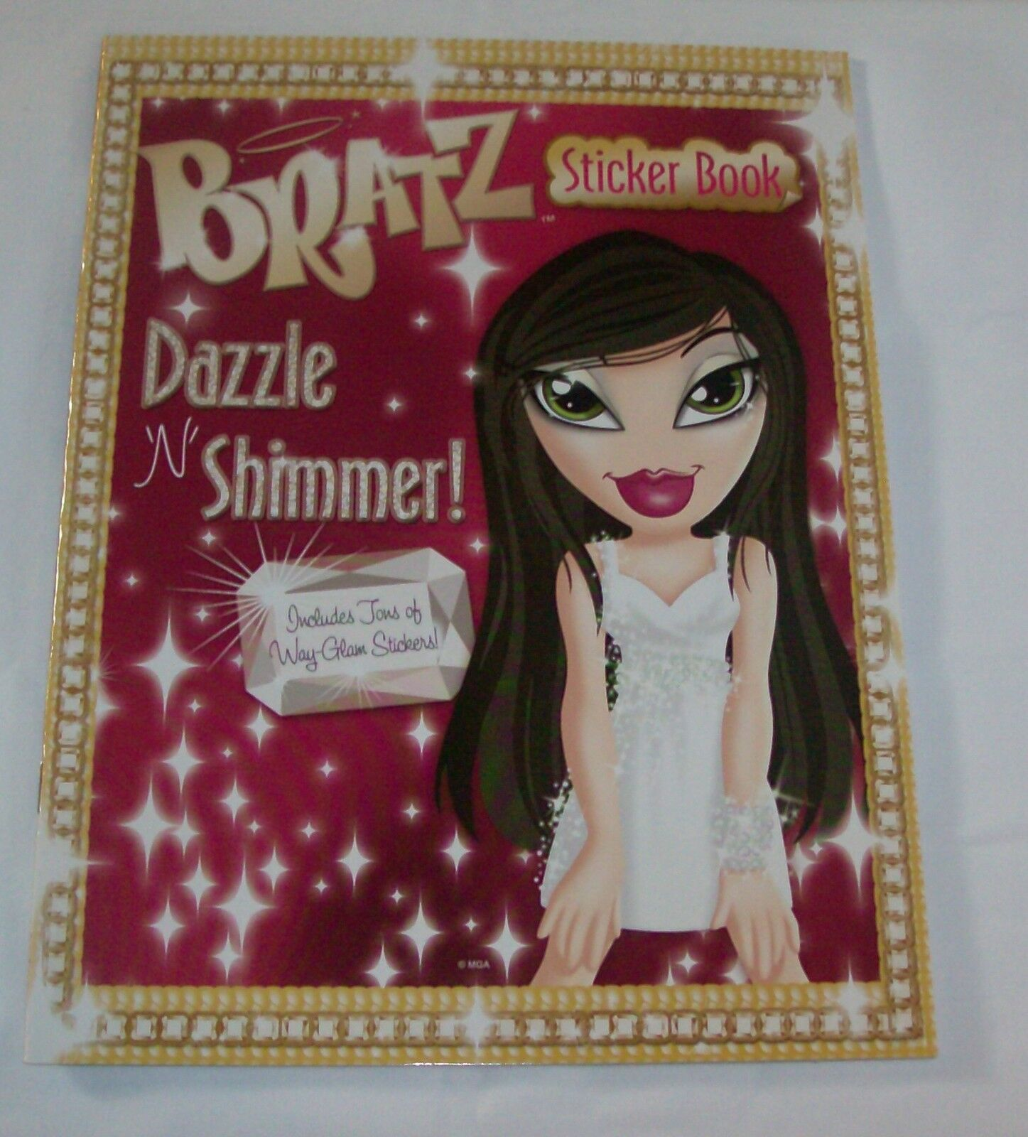 Bratz Sticker Book