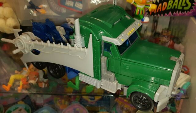 Transformers Optimus Prime Beast Hunters Complete