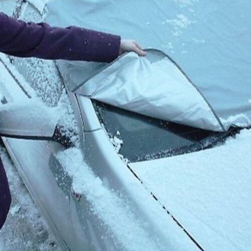 Libertà nuova protezione completa copertura PARABREZZA AUTO PARASOLE Inverno Neve Impermeabile