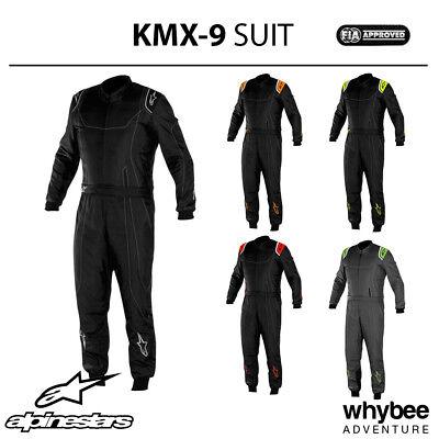 Alpinestars 3356515-182-8-9 KMX-9 S Race Suit