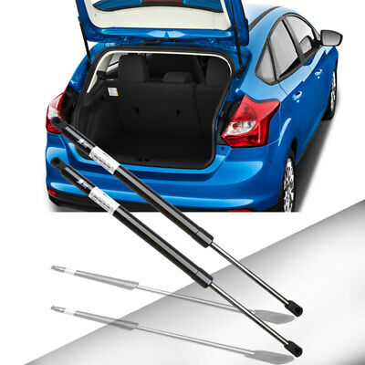 WIN2B 2Pcs Rear Window Back Glass Lift Struts Supports Gas Cylinder Kit Set