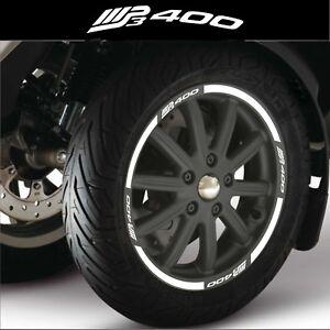 Details Zu Randeinfassung Für Piaggio Mp3 400 Mp3400 Aufkleber Roller 40 Farben