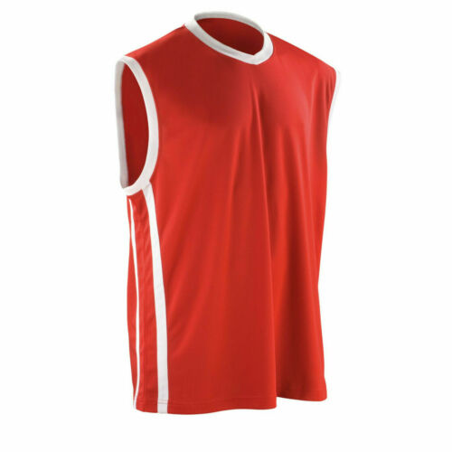 Personalised Basketball Quick Dry Top Your Name Number Sport Gift Sleeveless Top