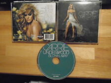 Carrie Underwood CD Blown Away country American Idol BRAD PAISLEY White Heart !