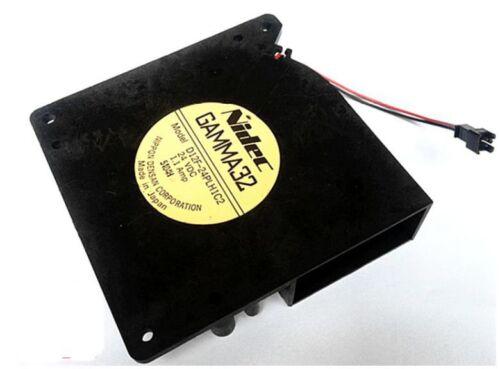 For 1Pcs NIDEC GAMMA32 24V 1.1A FAN D12F-24PLH1C2