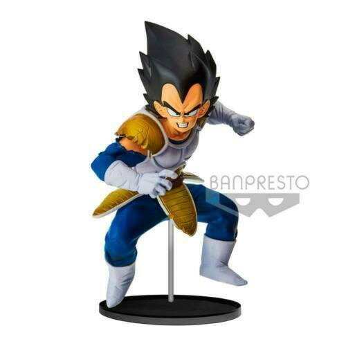 Dragon Ball Z action figure  Banpresto VEGETA
