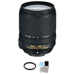 itm Nikon AF S DX NIKKOR  mm f G ED VR Lens UV Filter Cleaning Kit