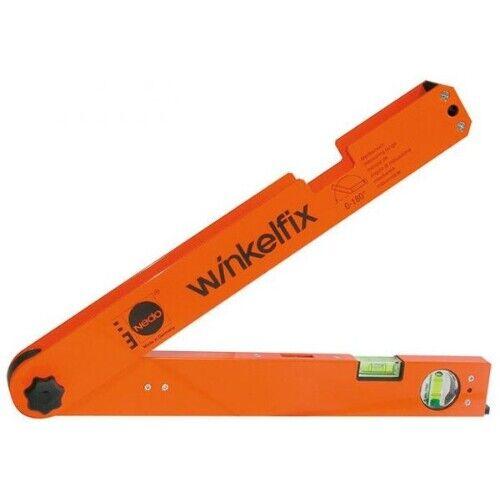 Nedo Winkelfix maxi Länge 600 mm analoges Winkelmessgerät Winkelmesser 500111