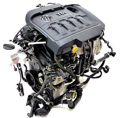 VW Passat 3G B8 2,0TDI 176kw Motor Bi-Turbo mit Anbauteilen CUAA 11453km!