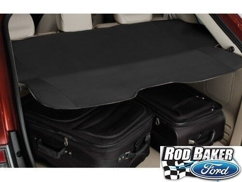 2009 2014 ford edge cargo security shade black privacy cover. Black Bedroom Furniture Sets. Home Design Ideas
