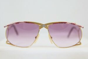 368c431c9448 GREAT NOS VINTAGE ALPINA GF96 SUNGLASSES! NEW! MADE IN WEST GERMANY ...