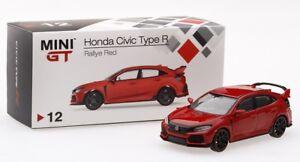 TSM-1-64-MINI-GT-Honda-Civic-Type-R-LHD-FK8-Diecast-Model-Rallye-Red-MGT00012