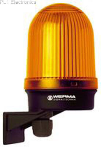 21330000 LIGHT YEL 12-240V WERMA