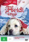 Heidi 4 Paws (DVD, 2014)