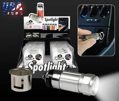 Imparato Mini Car Da Auto Accendisigari Led Torcia Luce Illuminazione-nder Led Taschenlampe Licht Leuchtung It-it