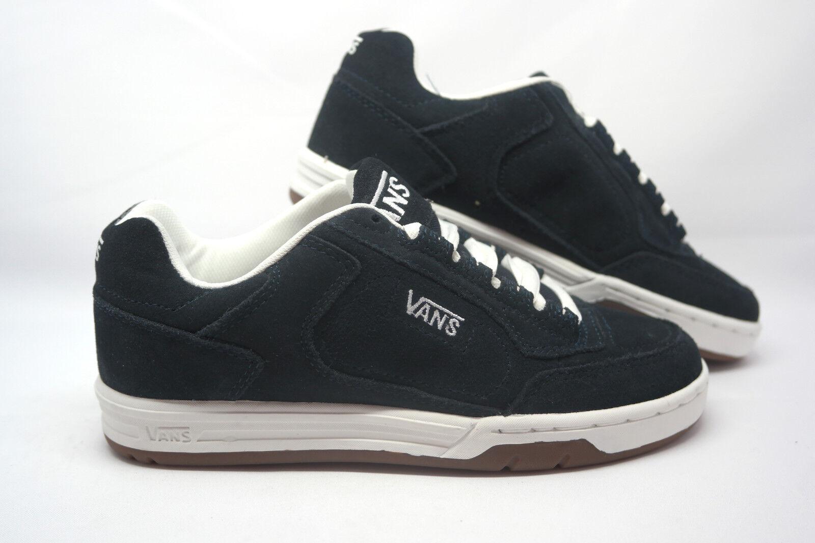 Vans Emory Navy Skateboarding  Chaussures  5217375 Youth's 4.5,5,6 femmes  6,6.5,7.5