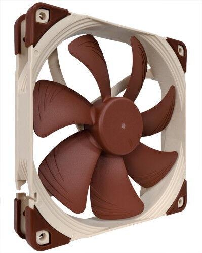 Noctua NF-A6x25, Ventilador PC, 6 cm, 1600 RPM, 3000 RPM, 8,2 dB, 19,3 dB