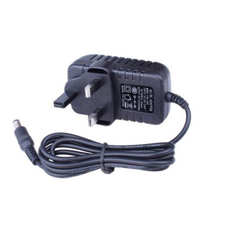 24W AC//DC 12V 2A Power Supply Adaptor 3 PIN UK Plug For LED Strip Light