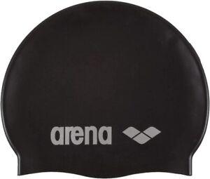 arena-Classic-Bonnet-de-Bain-en-Silicone-pour-Adulte