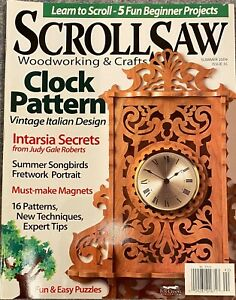 ScrollSaw-Woodworking-and-Crafts-Magazine-Issue-35-Summer-2009