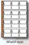 fogli-SINGOLI-per-raccoglitore-UNI-MasterPhil-rinforzati-collezione-monete miniatura 7