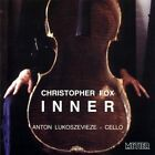 Inner: Cello Music by Christopher Fox (CD, Jun-2001, Metier)