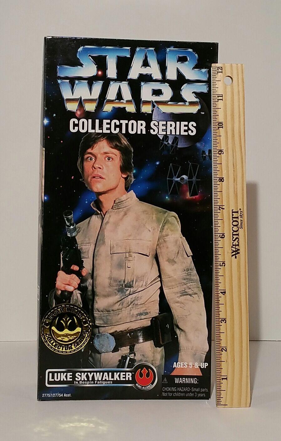 Star - wars - luke skywalker bespin strapazen sammler - serie in bild 1996.