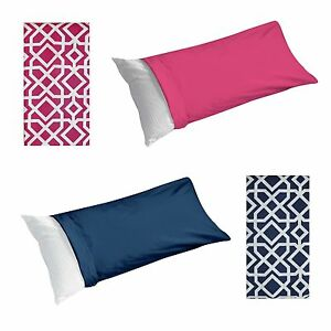 Body Pillow Protector Cover Case 20in X 54in Zippered