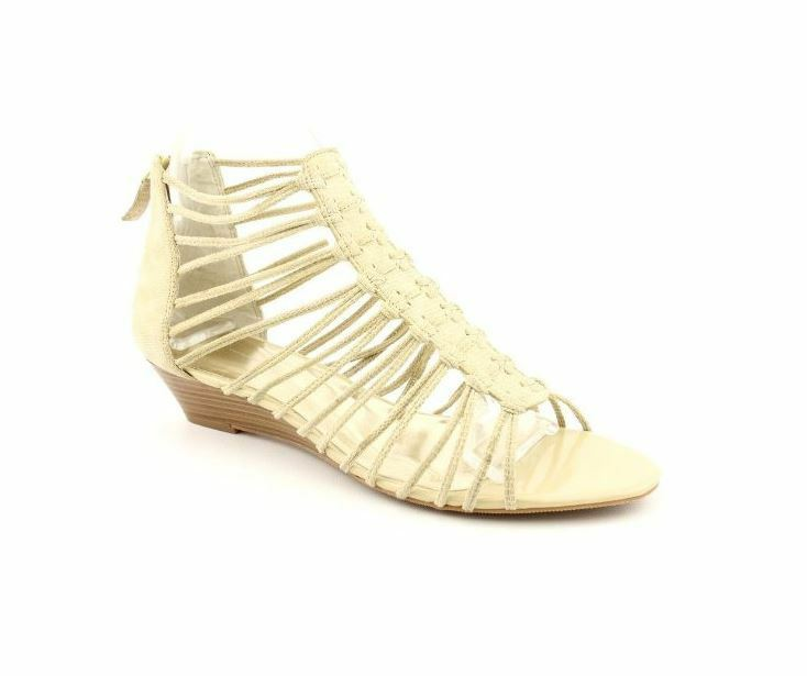 International Concepts Rory Naturel Femme Sandale chaussures 7.5