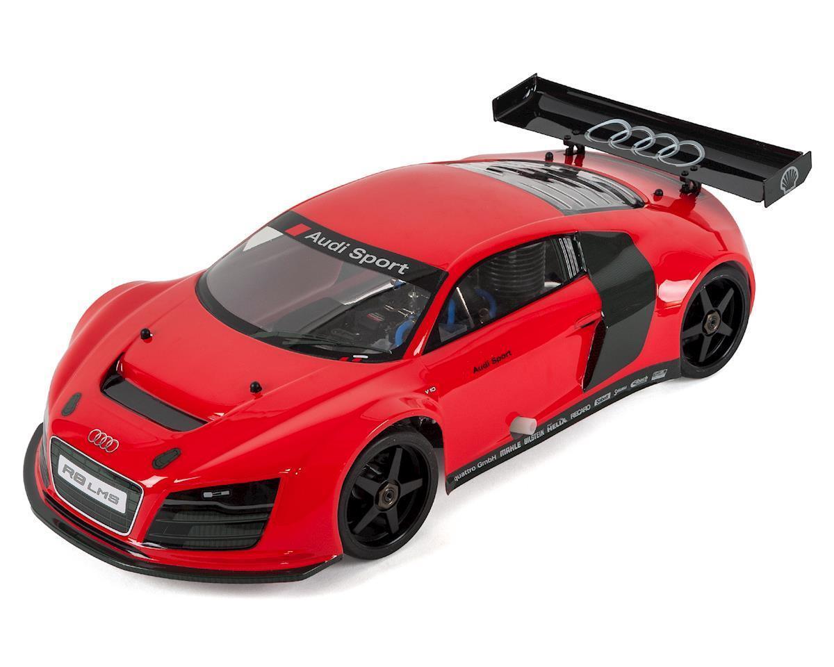 Kyosho Inferno GT2 Race Spec Audi R8 LMS tecnocolgía 1 8 Escala Nitro de carretera Kit