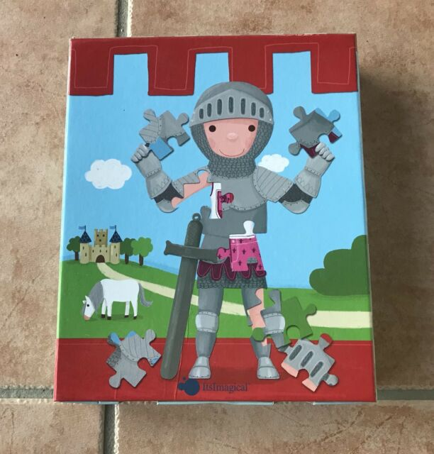 Puzzle Chevalier - ItsImagical
