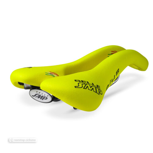 Made in Italy! Selle SMP PLUS Road Bike Saddle Cutout Bike Seat