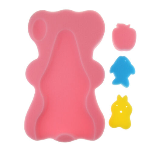 Bath Pad Safety Sponge Mat Support Cushion For Infant /& Baby Over 50cm Tall