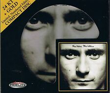 Collins, Phil Face Value 24 Karat Gold CD Audio Fidelity AFZ 084