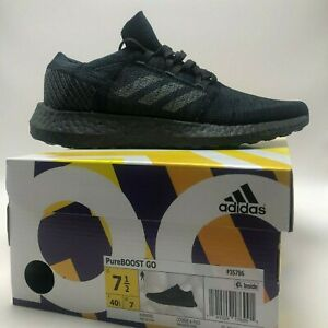 061660067077c Image is loading NEW-MENS-ADIDAS-PUREBOOST-GO-CORE-BLACK-F35786-