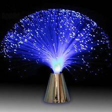 Multicolor Fiber Optic Lamp Light Holiday Wedding Centerpiece Fiberoptic LED