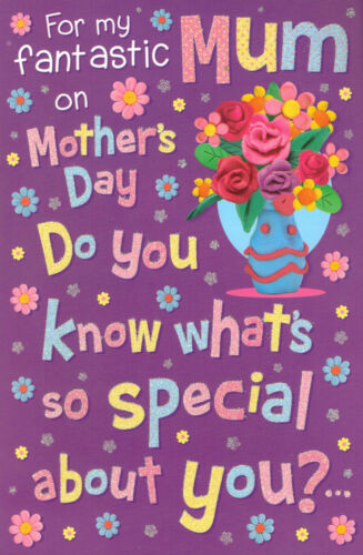 funny humorous MUM mother/'s day card 4 x mothers day cards to choose from!