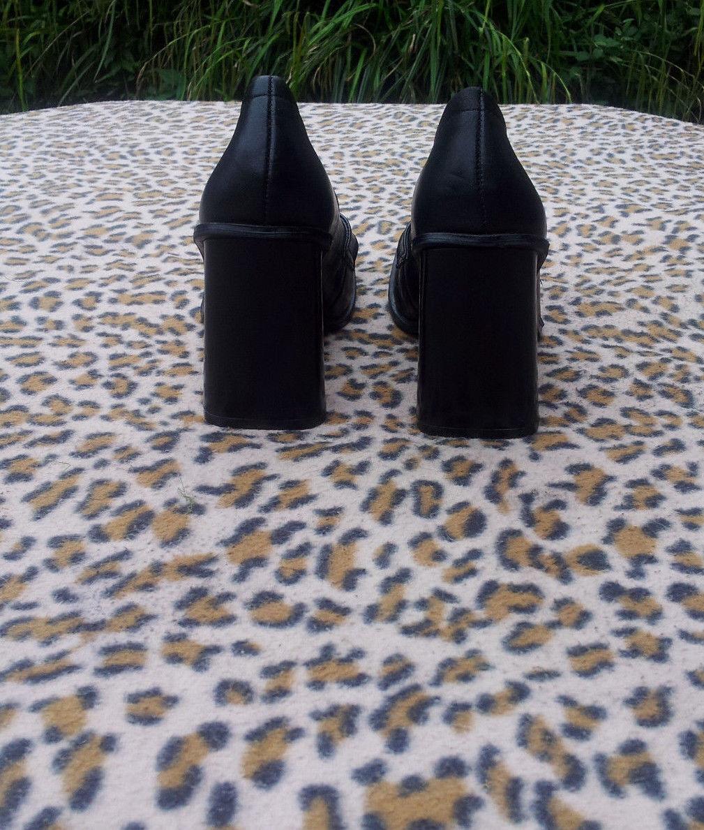 roFemmeini roFemmeini roFemmeini creazioni vintage de chaussures noires taille 38, c1afc2