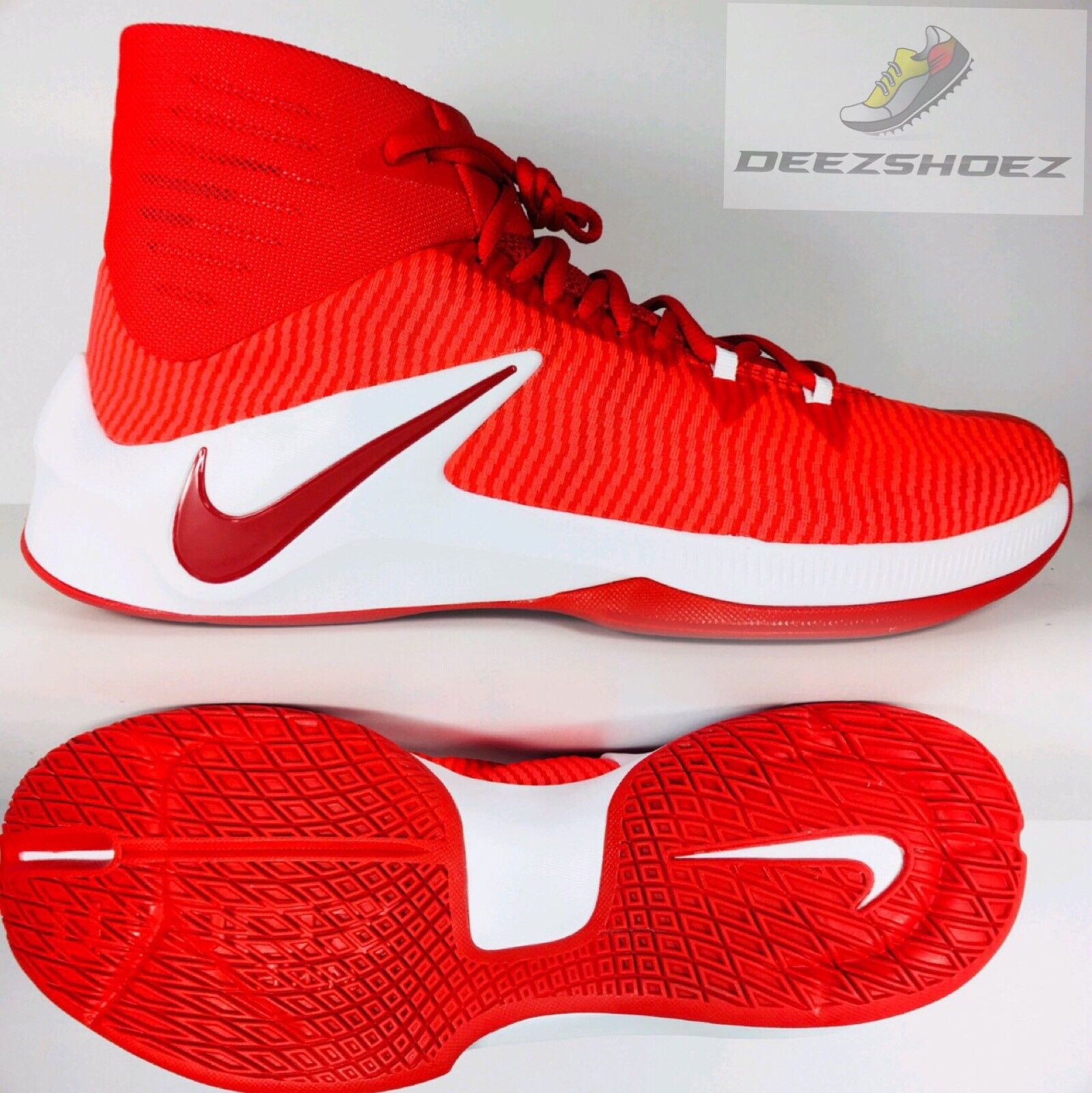 Nike  Zoom Clear Out TB Red Mens US Comfortable Cheap women's shoes women's shoes