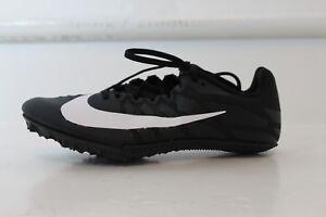 208dc9d61e2 Nike Zoom Rival S 9 Sprint Racing Spikes Track Men s Women s Black ...