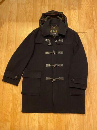 Vintage Men's Barbour Coat SIZE XL