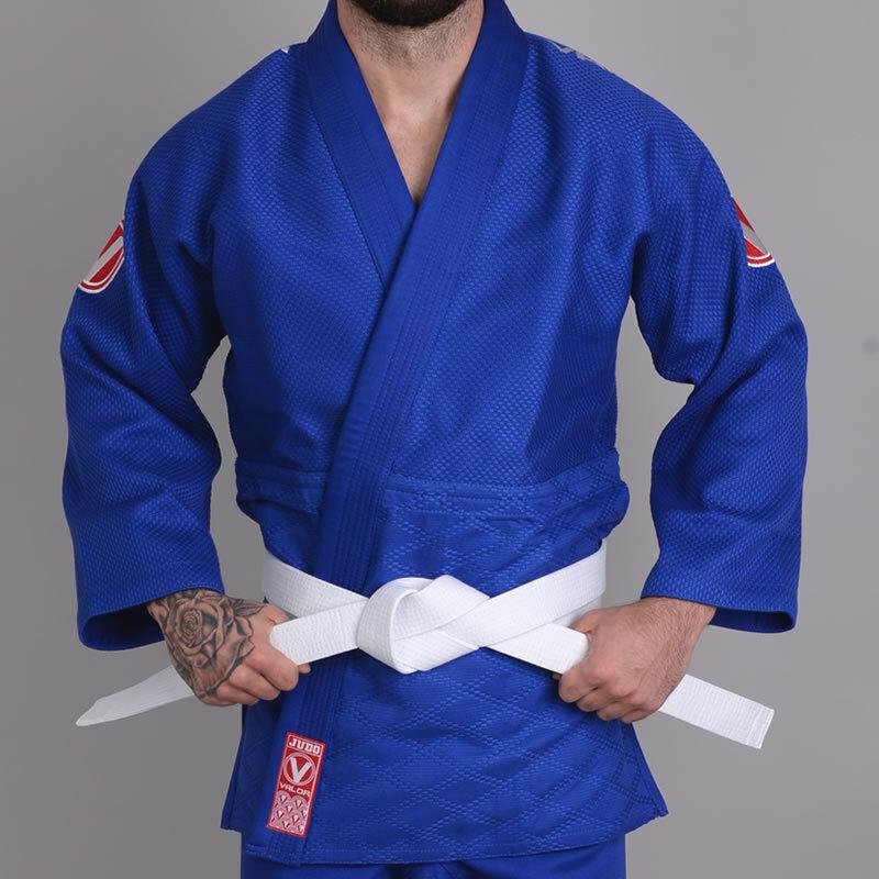 Valor Sento 750 Judo Suit bluee   FREE Drawstring Bag   FREE Delivery