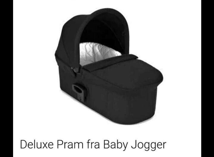 Lift/liftudstyr, Lift, Baby Jogger Delux Pram