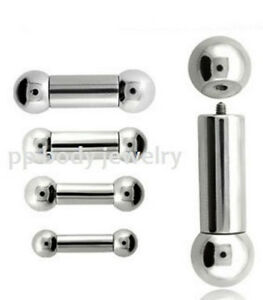 12g-to-00G-316L-Surgical-Steel-Externally-Threaded-Tongue-Ring-Barbell