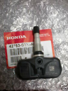 Acura MDX OEM TPMS Sensors Sold As A Set Of Four EBay - Acura tpms sensor