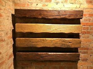 Pine Beam Mantle Mantel Piece Handmade Rustic Kiln Dried