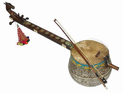 Ghichak kamantsche Sarinda Musikinstrument Afghanistan Streichinstrumet nr:17/1